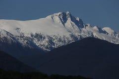 Рано утром горы Стоковые Фото