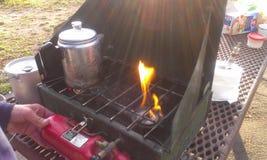 Рано утром кофе Стоковые Изображения RF