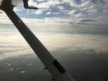 Рано утром облако Стоковые Изображения