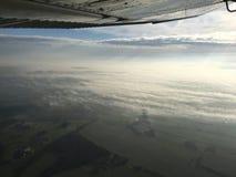 Рано утром облако Стоковые Изображения RF