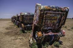 Ранчо Кадиллака, Амарилло Техас Стоковое Фото