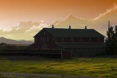ранчо стоковые изображения