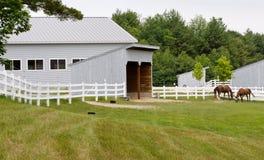 ранчо стоковая фотография