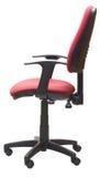драпирование вопроса офиса кожи мебели кресла естественное Стоковое фото RF