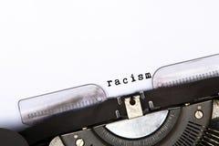 Расизм схематический стоковое изображение rf