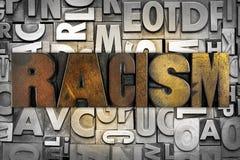 Расизм Стоковое Фото