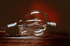 раскаленный добела светильник Стоковые Фото