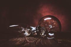 раскаленный добела светильник Стоковые Изображения RF