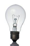 раскаленный добела светильник Стоковое Фото