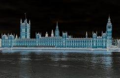 расквартировывает парламента стоковые фото