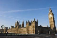 расквартировывает парламента Стоковая Фотография RF