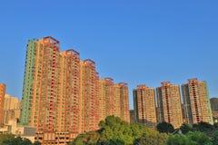 расквартировывая Siu Hong жилого квартала Стоковое Фото