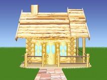 расквартируйте деревянное Стоковая Фотография RF