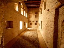 Расквартируйте интерьер в цитадели Эрбили, Курдистане, Ираке Стоковое Изображение