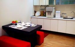 Расквартируйте кухню Стоковое Фото