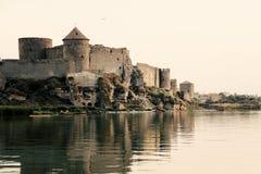 Раскопки крепости Стоковое Фото