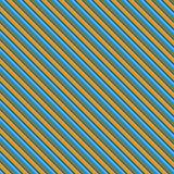 Раскосная безшовная картина пестротканых линий иллюстрация вектора