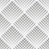 Раскосная текстура gride безшовная Линейная предпосылка картины вектора иллюстрация вектора