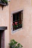 Раскосное окно Стоковое Изображение