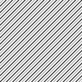 Раскосные линии безшовная repeatable картина Вкосую, наклоняя li Стоковое Изображение RF
