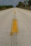 раскройте дорогу Стоковое Изображение RF