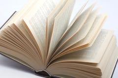 Раскройте книгу Стоковое Изображение RF