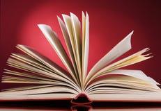 Раскройте книгу Стоковая Фотография RF