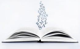 Раскройте книгу Стоковые Фото