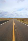 раскройте дорогу Стоковые Изображения RF