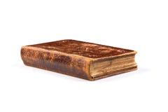 Раскройте пробел книги на белизне Стоковое Фото