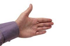 Раскройте руку Стоковые Фотографии RF