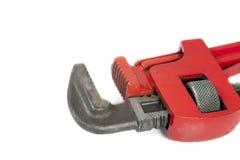 раскройте универсальный гаечный ключ рта Стоковое Изображение RF