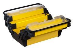 раскройте toolbox Стоковое фото RF