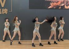 Раскрытый автосалон шестого ` весны Mianyang ` международный Стоковые Изображения