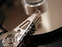 раскрытый hard диска стоковые изображения
