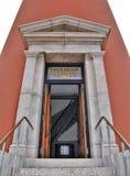 5 176 1886 раскрытых сек ponce маяка входа ft высокорослых были Стоковая Фотография