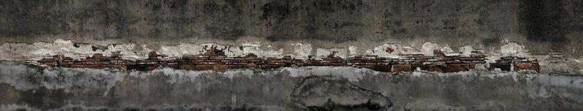 распаденная стена Стоковые Изображения RF