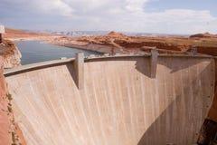 распадок запруды 2 каньонов Стоковые Фото