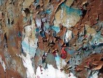 распадаясь стена Стоковые Изображения RF