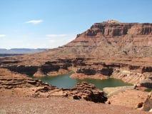 распадок каньона Стоковое Изображение RF