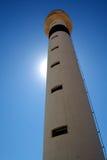 расписание дежурств Испания маяка Стоковые Изображения RF