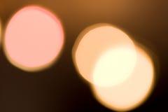 расплывчатый помеец bokeh Стоковая Фотография