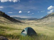 располагаться лагерем большой outdoors Стоковая Фотография