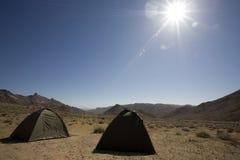 Располагаться лагерем. Стоковое фото RF