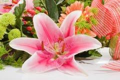 расположение пасха флористическая Стоковая Фотография