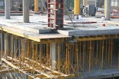 распорки конструкций Стоковая Фотография RF