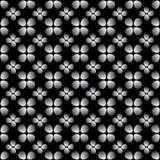 Расположение от деформированных серых точек Стоковое Фото