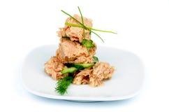 Салат туны Стоковое Изображение