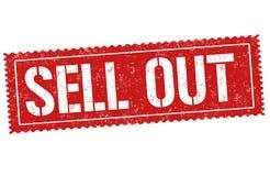 Распродавайте знак или печать иллюстрация штока