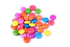 распространение chocolated конфетой вне Стоковые Изображения RF